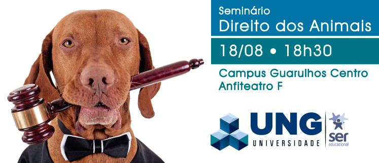 Seminário de Direito dos Animais