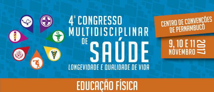 II Congresso Nacional de Educação Física - Recife/PE