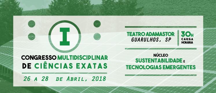 Núcleo II - Sustentabilidade e Tecnologias Emergentes - Guarulhos/SP