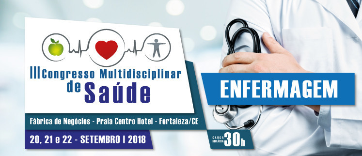 III Congresso Nacional de Enfermagem - Fortaleza/CE