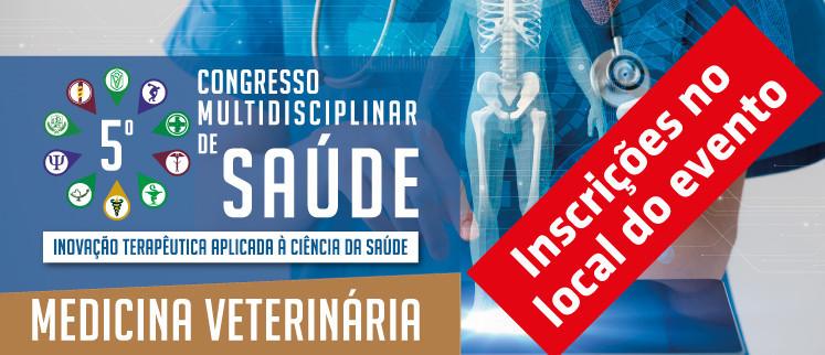 I Simpósio Nacional de Medicina Veterinária - Recife/PE