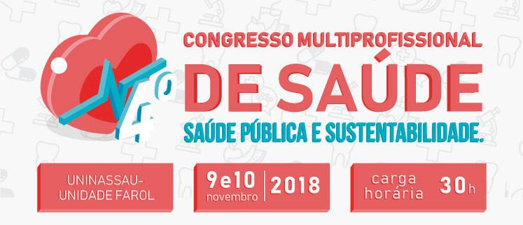 4º Congresso Multiprofissional de Saúde - Maceió/AL