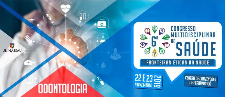 V Congresso Nacional de Odontologia - Recife/PE