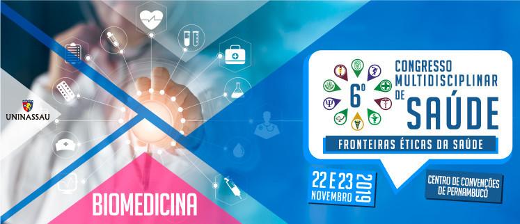 IV Congresso Nacional de Biomedicina - Recife/PE