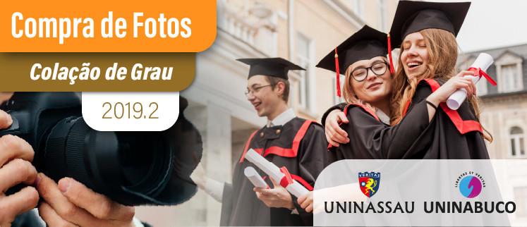 Fotos Colação de Grau - UNINASSAU | UNINABUCO - 2019.2