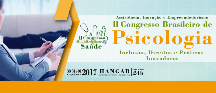 II Congresso Brasileiro de Psicologia (Belém)